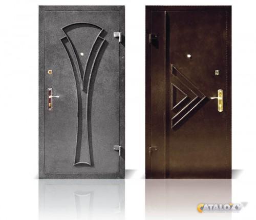 купить противовзломные металлические двери