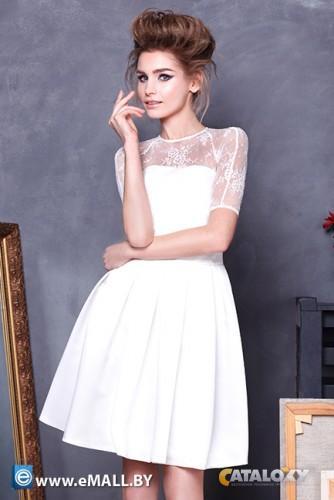 4a6fcce7604 EM0153-1 Коктейльное платье EMSE в Минске